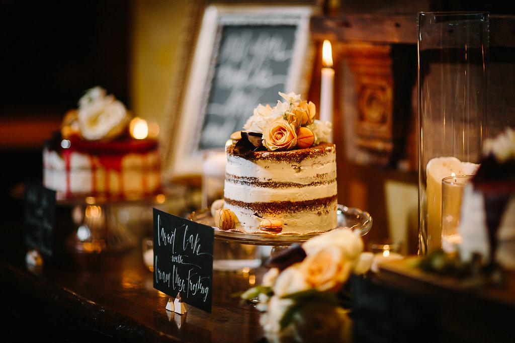 Cake Bar.