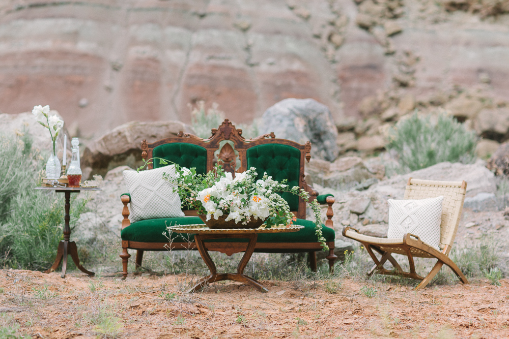 ... The High Desert, We Selected Furniture With Rich Tones To Contrast, But  Still Fit The Overall Feel Of Desert Chic. Cat Mayer Studio Perfectly  Captured ...