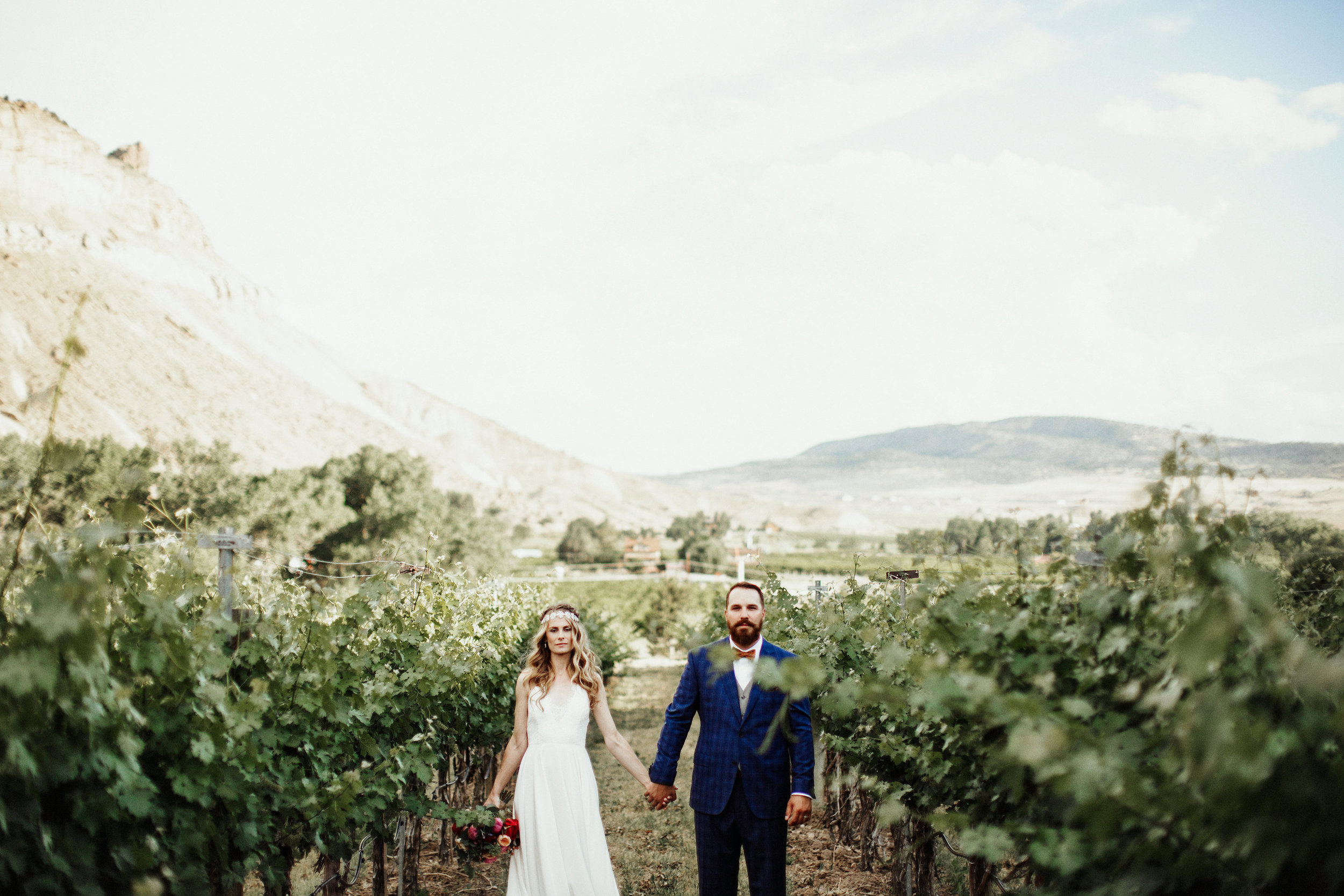 Palisade Wedding