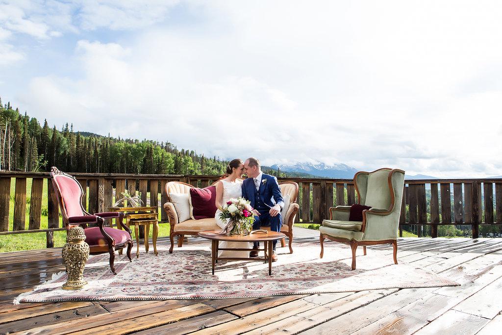 Telluride Wedding Gorrono Ranch