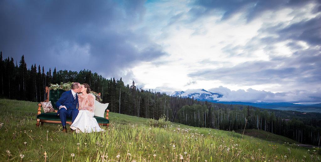 View at Gorrono Ranch- Telluride Ski Resort, CO